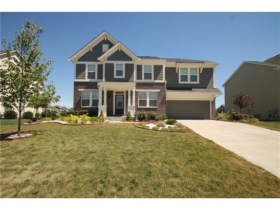 5667 Sunnyvalle Drive, Bargersville, IN - USA (photo 1)