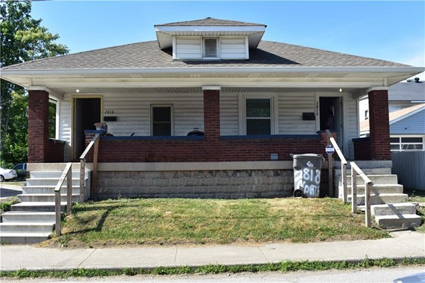 2816 East North Street, Indianapolis, IN - USA (photo 1)