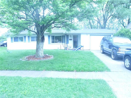 3719 Roseway Lane, Indianapolis, IN - USA (photo 1)