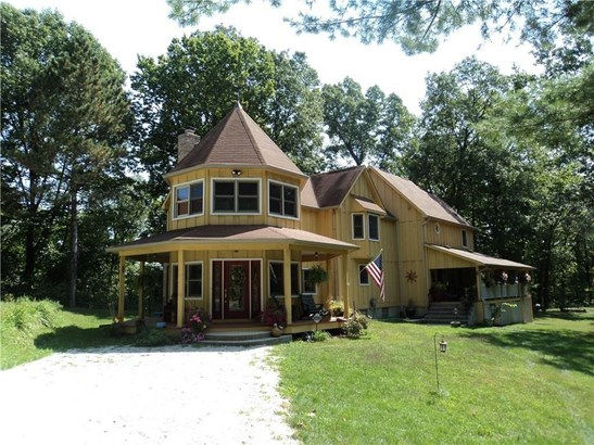 4253 West Cr 1100 S, Reelsville, IN - USA (photo 1)