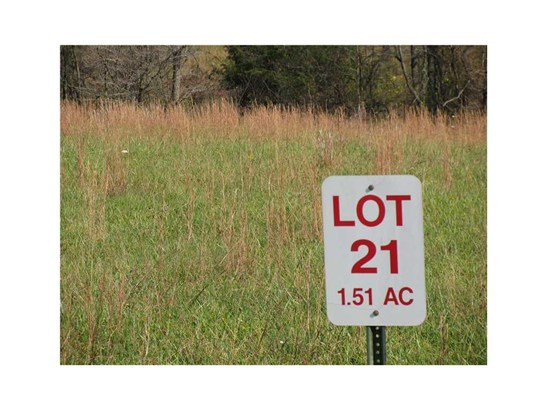 21 Porter Ridge, Spencer, IN - USA (photo 1)