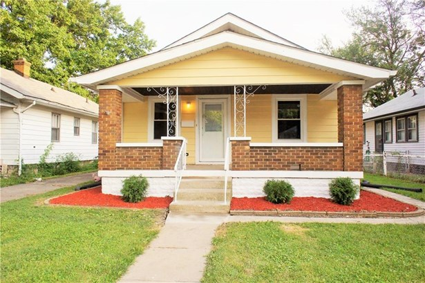 3915 East 11th Street, Indianapolis, IN - USA (photo 1)