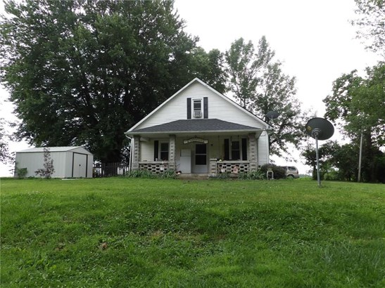 10521 East State Road 32 Road, Crawfordsville, IN - USA (photo 1)