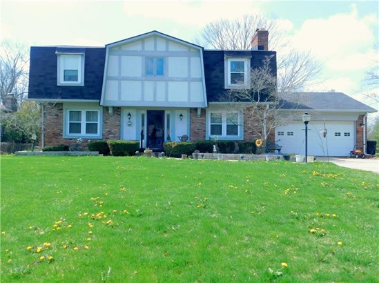 334 Woodland West Drive, Greenfield, IN - USA (photo 1)