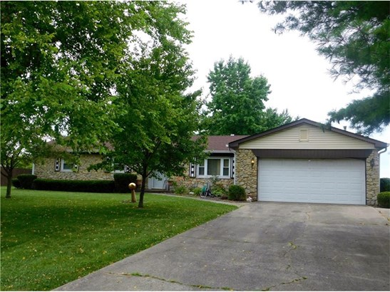 10756 North Blue River Trail, Morristown, IN - USA (photo 1)