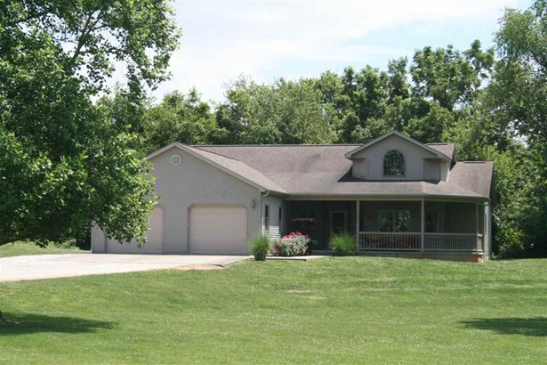 1355 S 9 Th St, Mitchell, IN - USA (photo 1)
