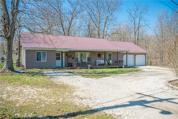 2336 South Conservation Club Road, Morgantown, IN - USA (photo 1)