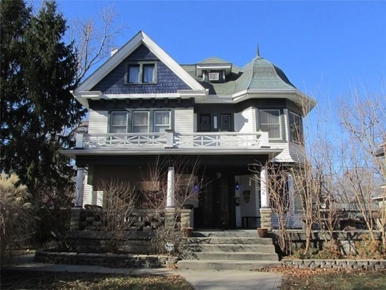 814 Woodruff Place Middle Drive, Indianapolis, IN - USA (photo 1)