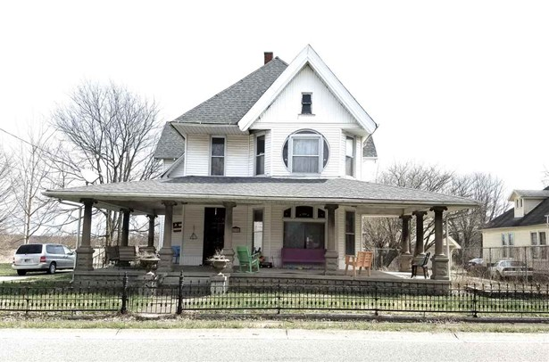 298 N Sycamore, Campbellsburg, IN - USA (photo 1)