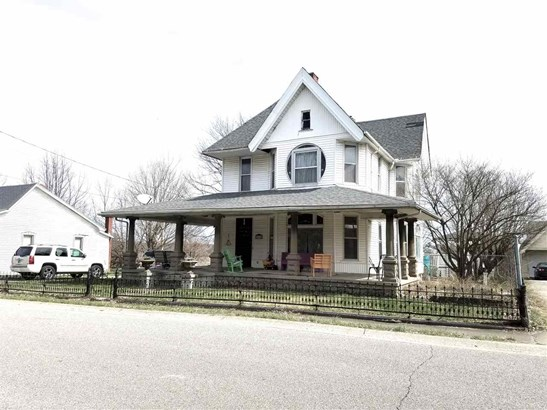 298 N Sycamore, Campbellsburg, IN - USA (photo 2)