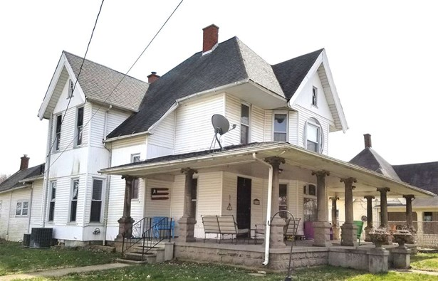 298 N Sycamore, Campbellsburg, IN - USA (photo 3)