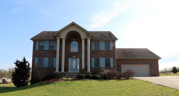 124 Braemar Drive, Richmond, KY - USA (photo 1)