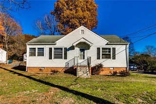 207 E Central Avenue, Asheboro, NC - USA (photo 1)