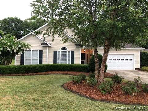 1 Story, Traditional - Concord, NC
