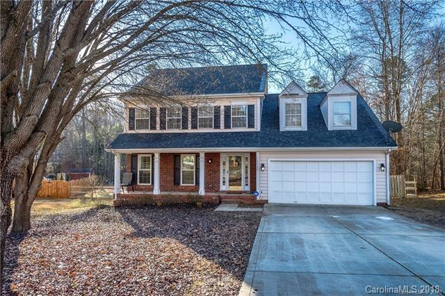 1328 Forest Wood Drive, Matthews, NC - USA (photo 1)