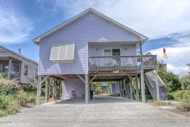 1416 S Anderson Boulevard , Topsail Beach, NC - USA (photo 1)