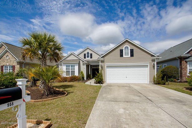 958 Meadowlands Trail , Calabash, NC - USA (photo 2)