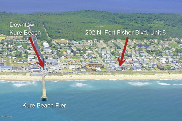 202 N Fort Fisher Boulevard #c-8, Kure Beach, NC - USA (photo 2)