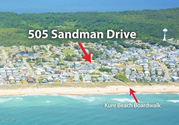 505 Sandman Drive , Kure Beach, NC - USA (photo 3)