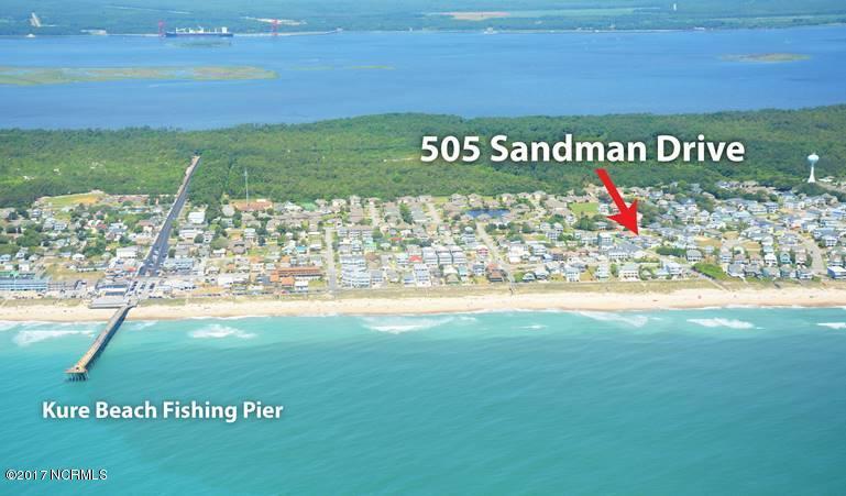 505 Sandman Drive , Kure Beach, NC - USA (photo 4)