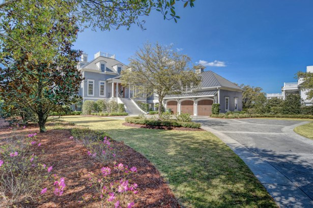 417 Bradley Creek Point Road , Wilmington, NC - USA (photo 1)