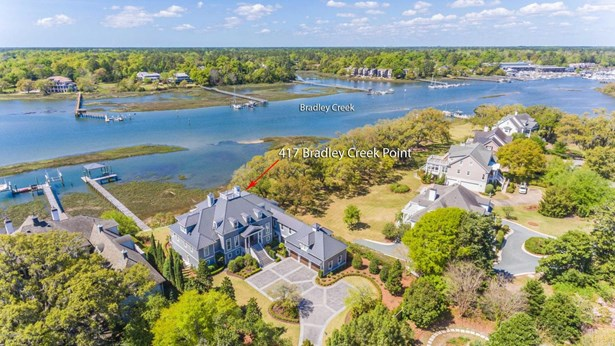 417 Bradley Creek Point Road , Wilmington, NC - USA (photo 3)
