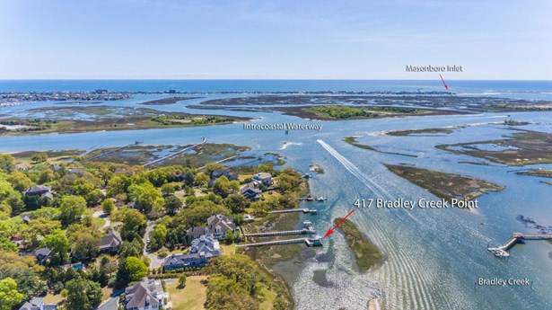 417 Bradley Creek Point Road , Wilmington, NC - USA (photo 4)