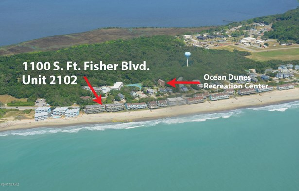 1100 S Fort Fisher Boulevard #2102b, Kure Beach, NC - USA (photo 2)
