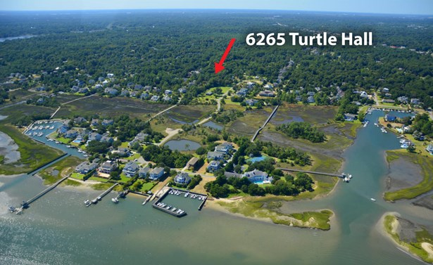 6265 Turtle Hall Drive , Wilmington, NC - USA (photo 2)