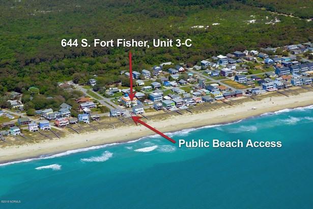 644 S Fort Fisher Boulevard #3-c, Kure Beach, NC - USA (photo 2)