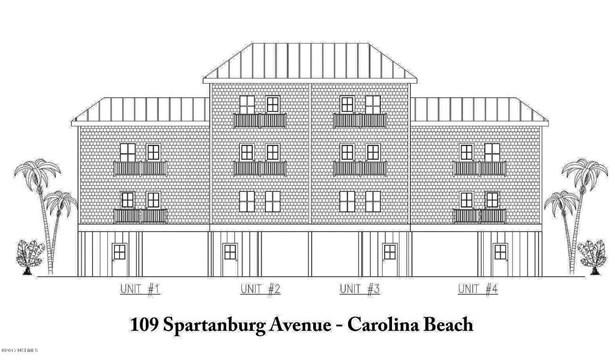109 Spartanburg Avenue #4, Carolina Beach, NC - USA (photo 1)