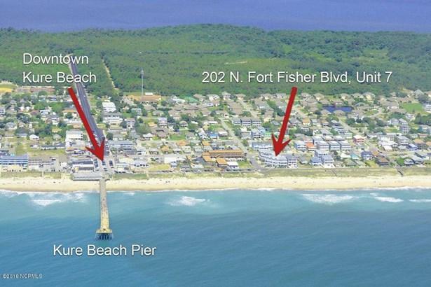 202 N Fort Fisher Boulevard #c-7, Kure Beach, NC - USA (photo 2)
