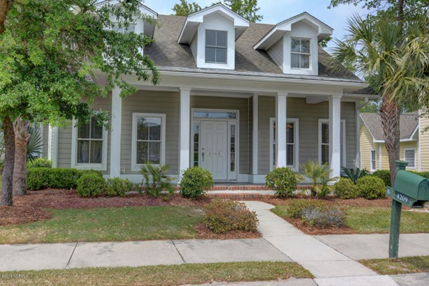 4209 Pine Hollow Drive , Wilmington, NC - USA (photo 1)