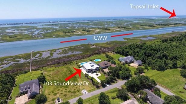 103 Soundview Drive , Hampstead, NC - USA (photo 3)