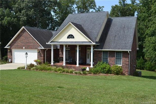 1 Story Basement, Traditional - Mooresville, NC
