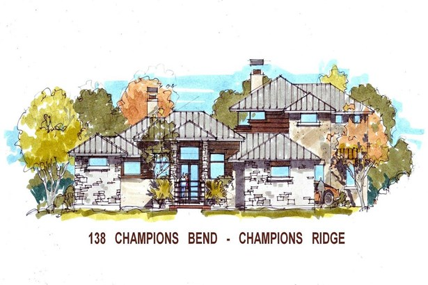 138  Champions Bend , San Antonio, TX - USA (photo 2)
