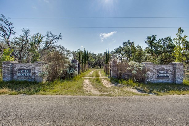 12741  Flat Rock Creek Road , Comfort, TX - USA (photo 1)