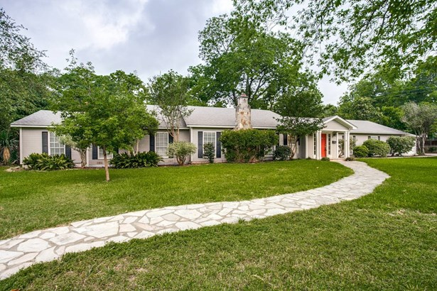 721  Wiltshire , Terrell Hills, TX - USA (photo 1)