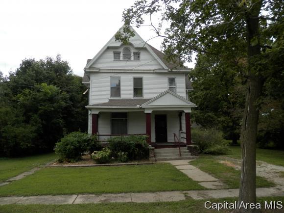 121 N Elm St., Williamsfield, IL - USA (photo 1)