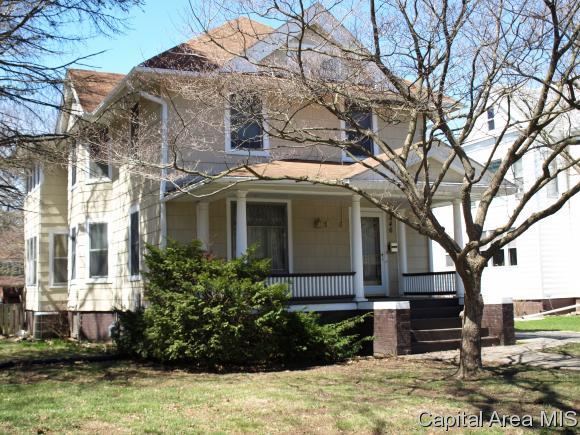 846 N Cherry St., Galesburg, IL - USA (photo 1)