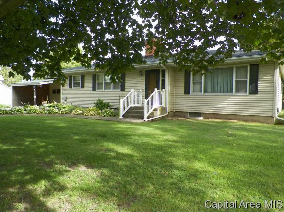 221 W West, Oneida, IL - USA (photo 1)
