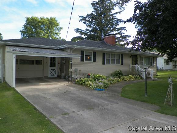 221 W West St., Oneida, IL - USA (photo 3)
