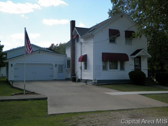434 N Center St, Oneida, IL - USA (photo 1)