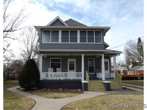 1026 N Cherry St., Galesburg, IL - USA (photo 1)