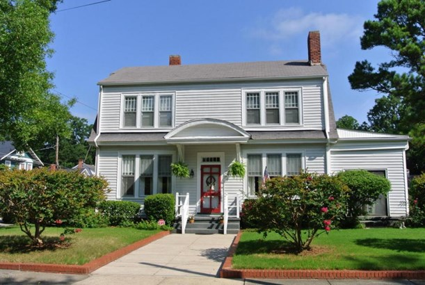 106 Connor Street Nw, Wilson, NC - USA (photo 1)