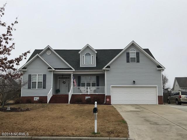 3107 Westshire Drive N, Wilson, NC - USA (photo 1)