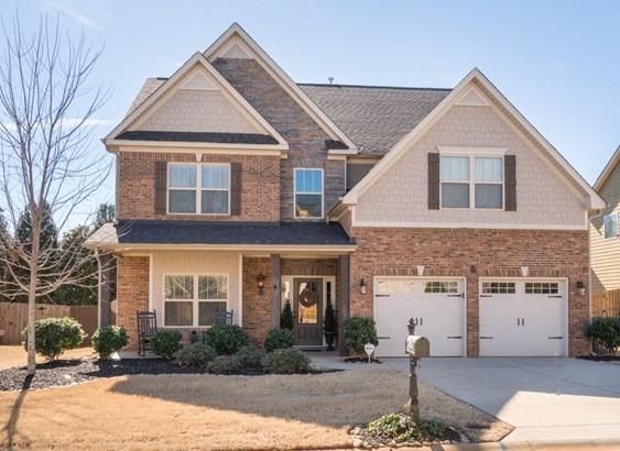 8 Ashby Grove Drive, Simpsonville, SC - USA (photo 1)