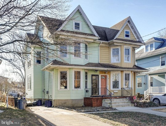 Twin/Semi-detached, Colonial - COLLINGSWOOD, NJ