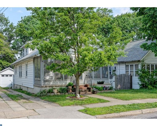 Bungalow,Cape Cod, 1.5-Story,Detached - COLLINGSWOOD, NJ (photo 2)