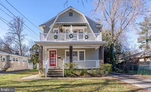 Twin/Semi-detached, Colonial - HADDONFIELD, NJ